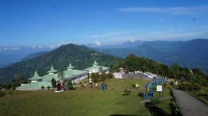 I want to show the kalimpong Science Center