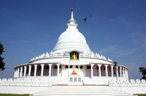JAPANISE PEACE PAGODA DARJEELING DISTRICT