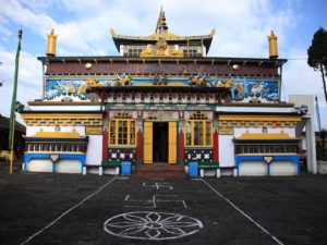 ghoom monastry darjeeling district