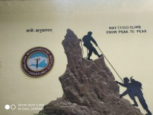 Himalayan Mountaineering Institute Darjeeling district