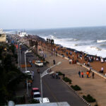 pondicherry sea beach