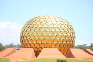 Auroville Ashram pondicherry